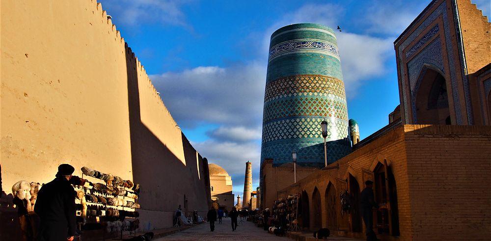 Khiva ! L'oasis Ouzbek