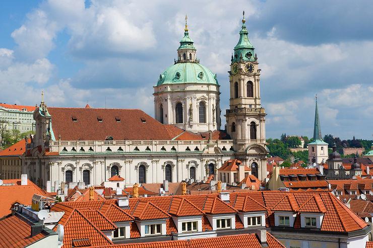 Églises baroques de Prague