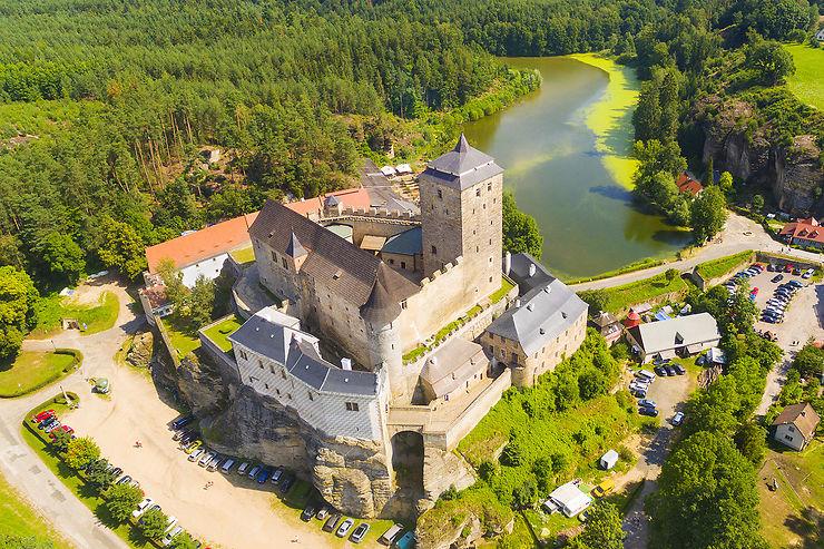 Châteaux en Bohême