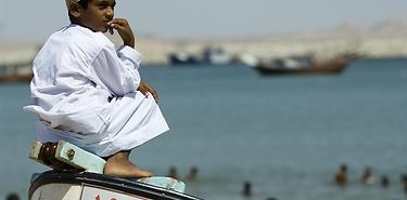 Autotour en famille à Oman