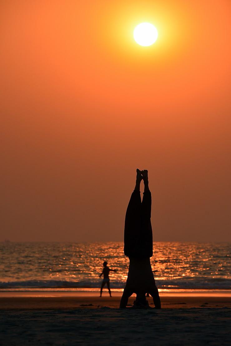 Arambol, Goa, Inde