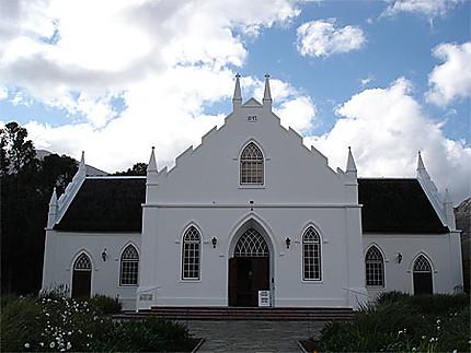 Eglise à Franschhoek