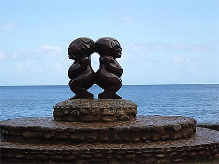 Tiki à Omae