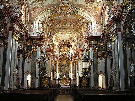Abbaye rococo de Wilhering