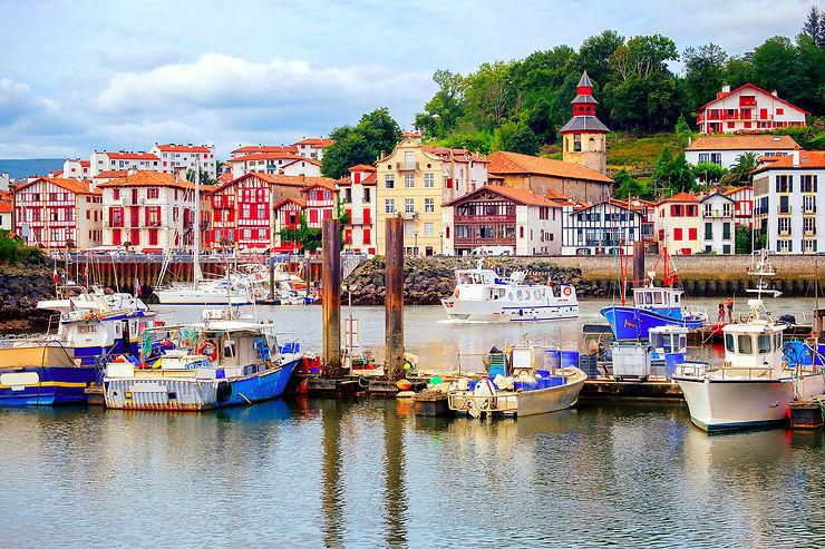 Le port de pêche de Saint-Jean-de-Luz / Ciboure
