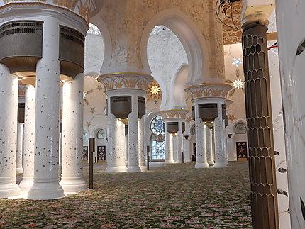 Mosquée Sheik Zayed