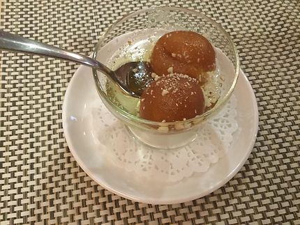 Gulab jamun, ce dessert typique de l'Inde