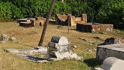 Les tombes de Kizimkazi