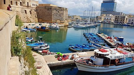 Port de Gallipoli