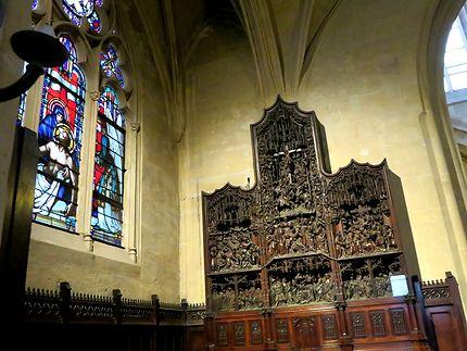 Retable flamand du XVème siècle