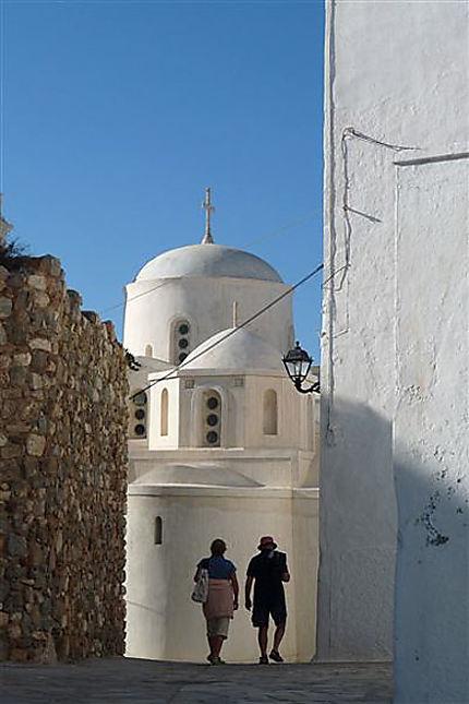 Le Kastro de Naxos