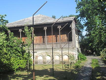 Maison typique de la région de Zougdigi
