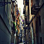 Rue de Barcelona, Catalogne
