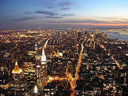 Une nuit à Manhattan