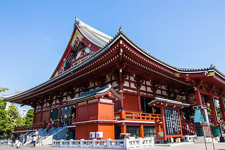 3e jour : Asakusa,  Akihabara et Odaiba
