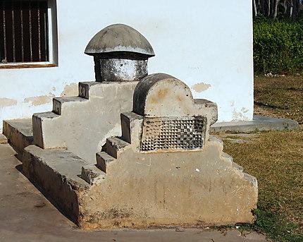 Tombe de Kizimkazi