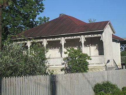 Maison typique de Zougdigi