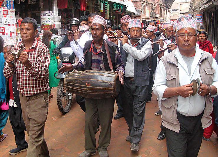 Népal : fêter le prochain Nouvel An… en avril 2073