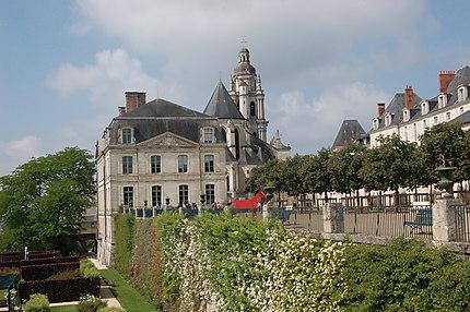 La cathédrale Saint-Louis de Blois