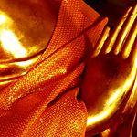 Mains de Bouddha en Prière