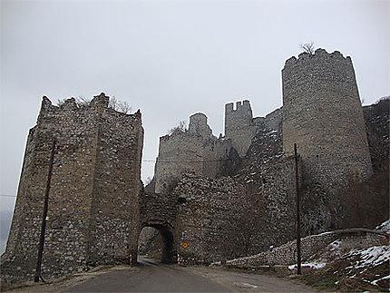 La forteresse de Golubac