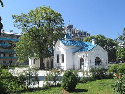 Eglise russe Saint Nicolas