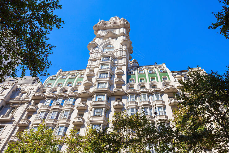 Argentine - Palacio Barolo : quand Dante inspire un immeuble de Buenos Aires…