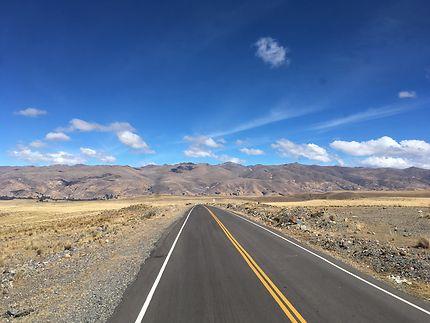 Routes du monde à Huascarán