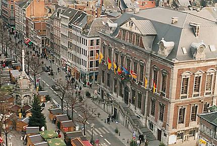 L'Hôtel de Ville de Liège