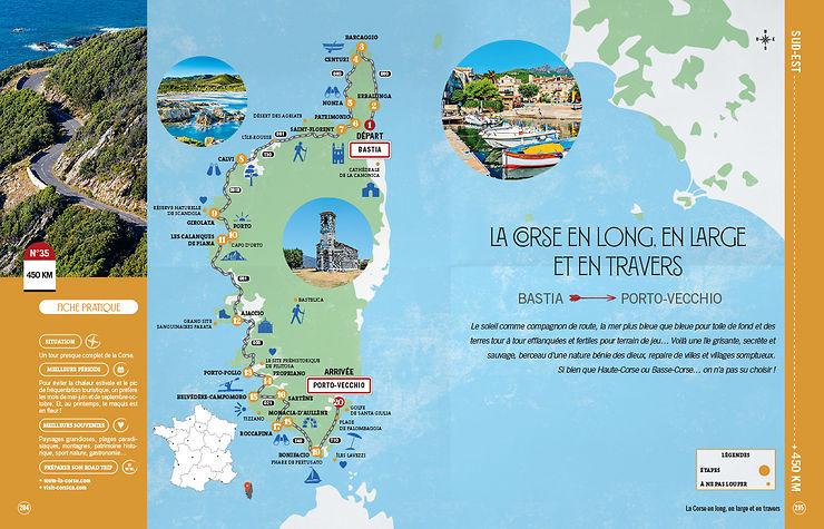 35 itinerari da sogno attraverso la Francia raccolti in un bellissimo libro
