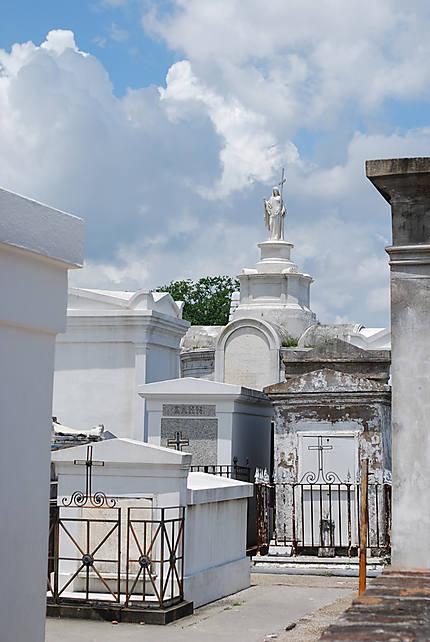 Cimetière Saint Louis