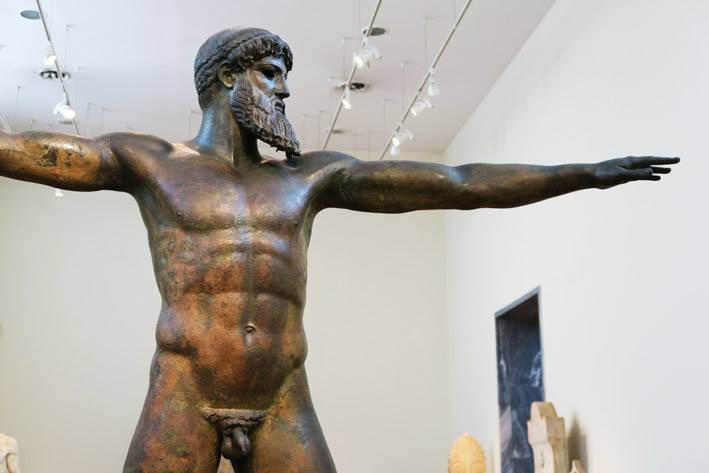 Musée archéologique national - Athènes