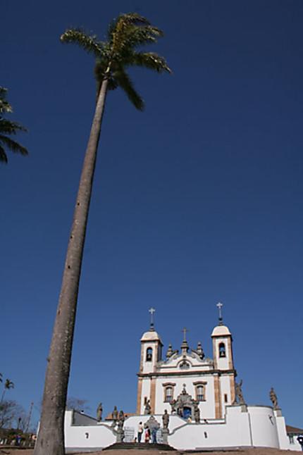 La paume et l'église