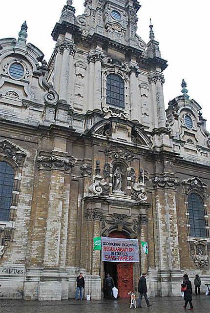 Eglise du béguinage