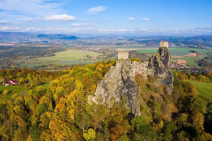 République tchèque : balades en Bohême du Nord