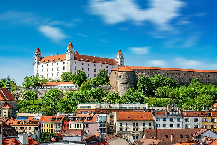 Sous le charme de Bratislava