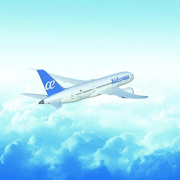 Aérien - Air Europa ouvre des lignes vers Bogota et Guayaquil