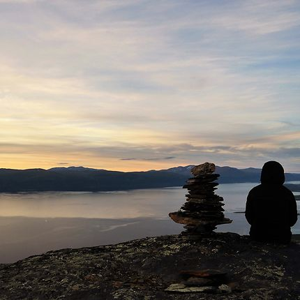 Top of the world - Abisko
