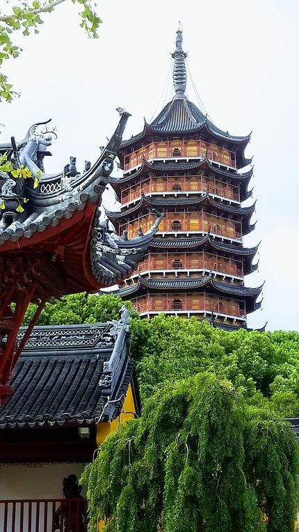 Pagode du temple du Nord, Suzhou