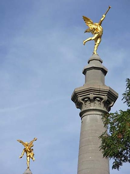 Les anges du Pont de Fragnée