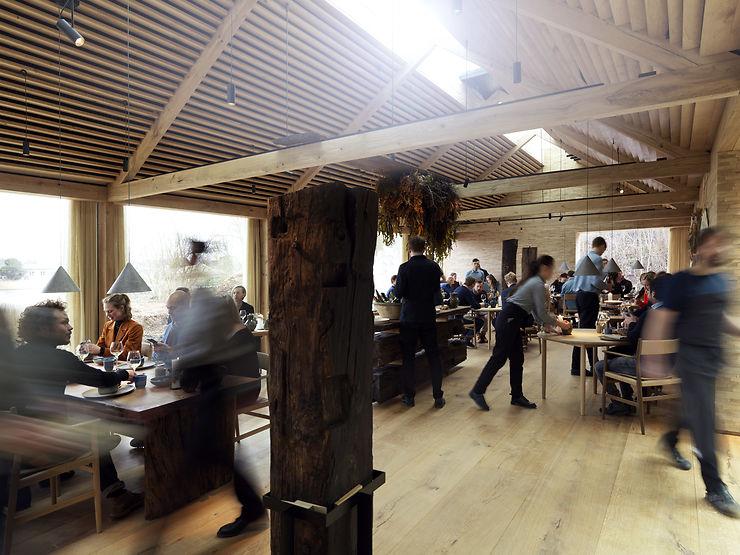 Copenhague - Réouverture du Noma, l'un des meilleurs restaurants du monde