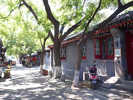 Hutong de Pékin