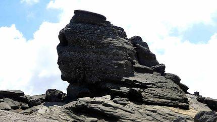 Le Sphinx de Bucegi