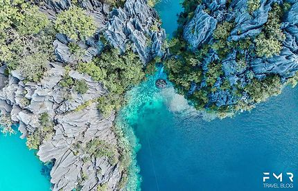Big Lagoon Coron Palawan, Philippines