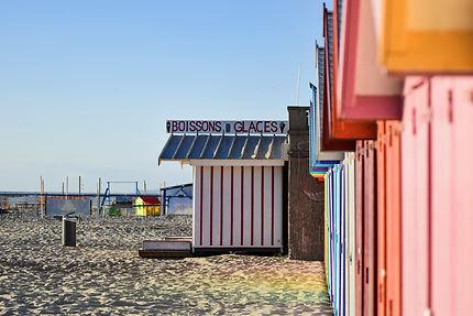 Arc en plage