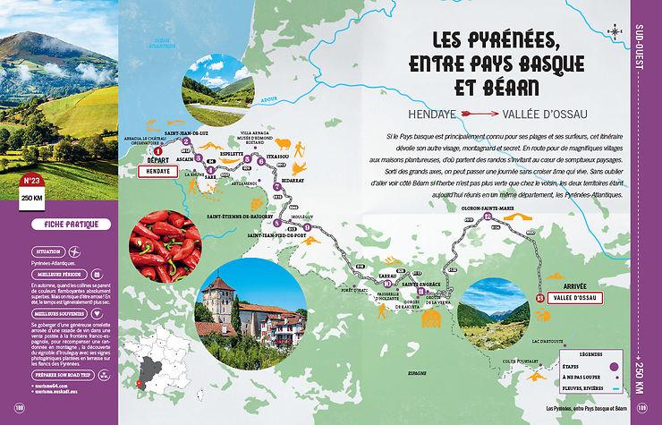 Viaggi su strada nel sud-ovest della Francia