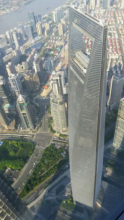 Tour Shanghai