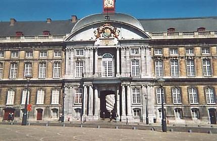 Le Palais des Princes Evêques