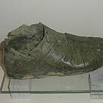 Chaussure en bronze