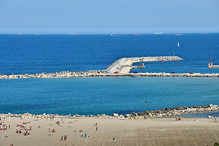 "La plage ""Modern"""